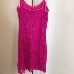 Lilly Pulitzer Dresses - Lilly Pulitzer Hot pink dress